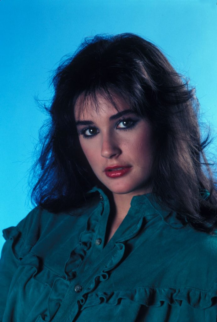 Demi Moore Sexy Wallpapers