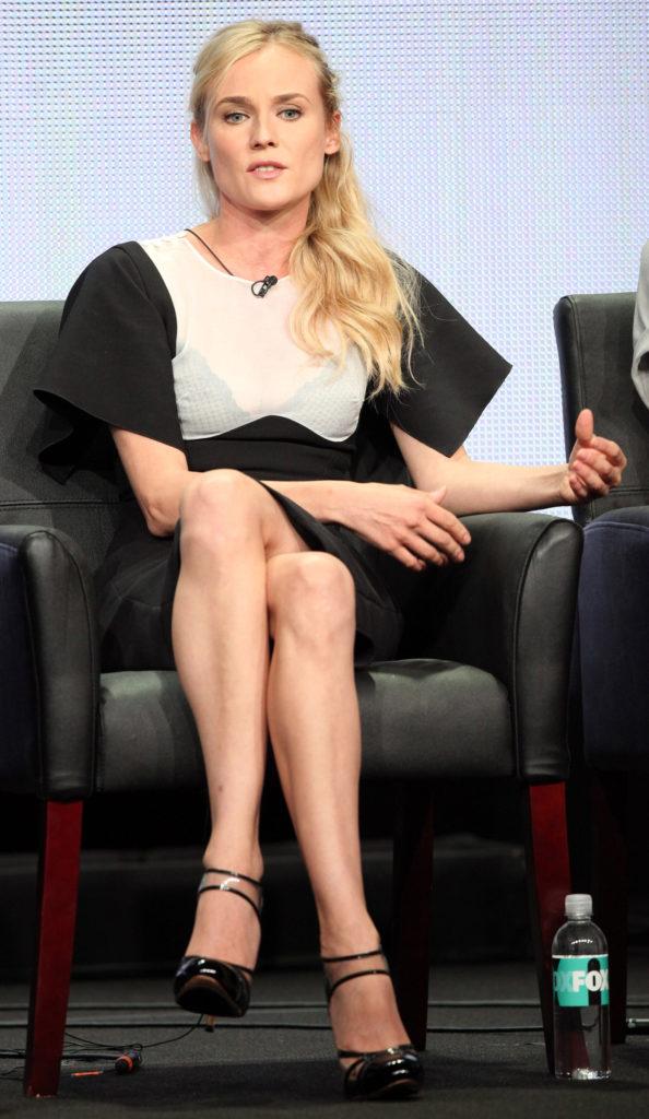 Diane Kruger Feet Images