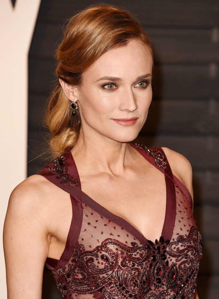 Diane Kruger Topless Pictures