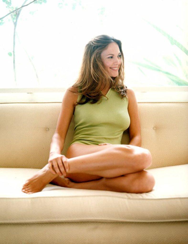 Diane Lane Undergarments Photos