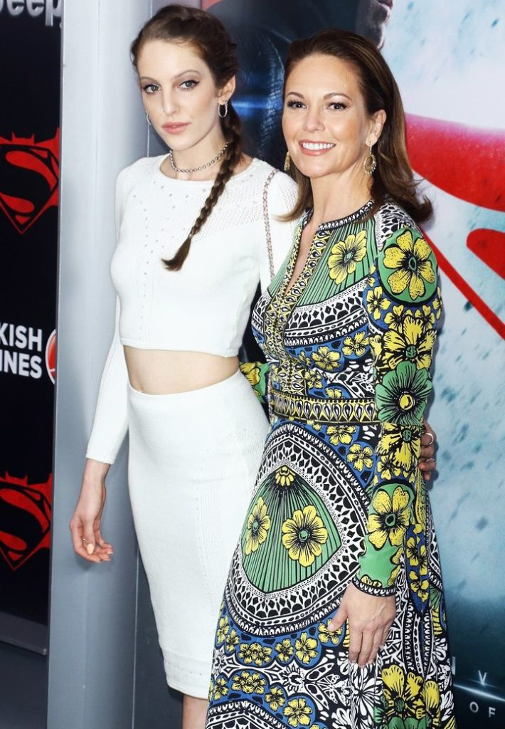 Diane Lane With Daughter Images