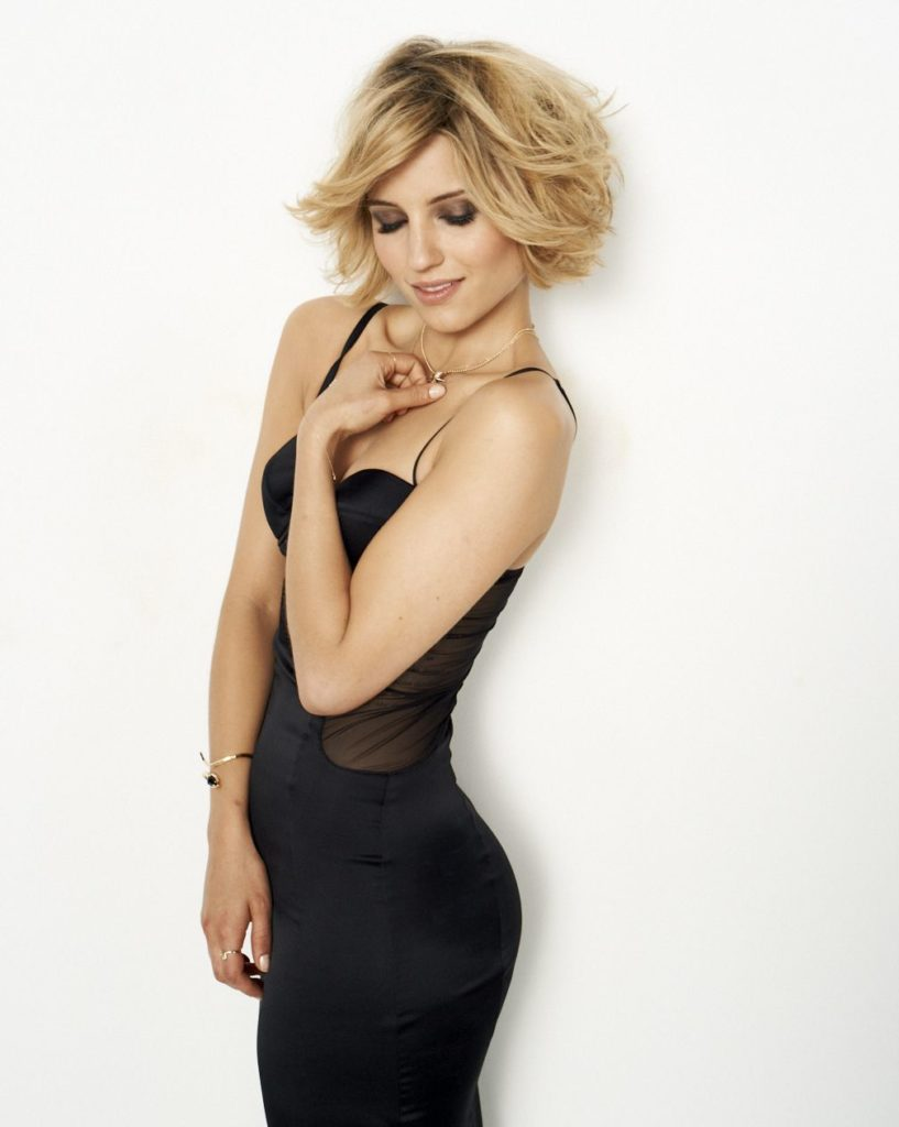 Dianna Agron Muscles Pictures