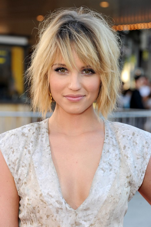 Dianna Agron Smile Wallpapers