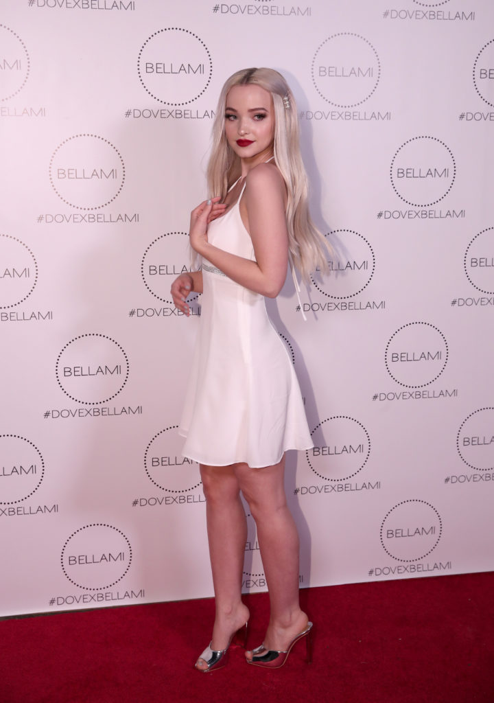 Dove Cameron Body Images