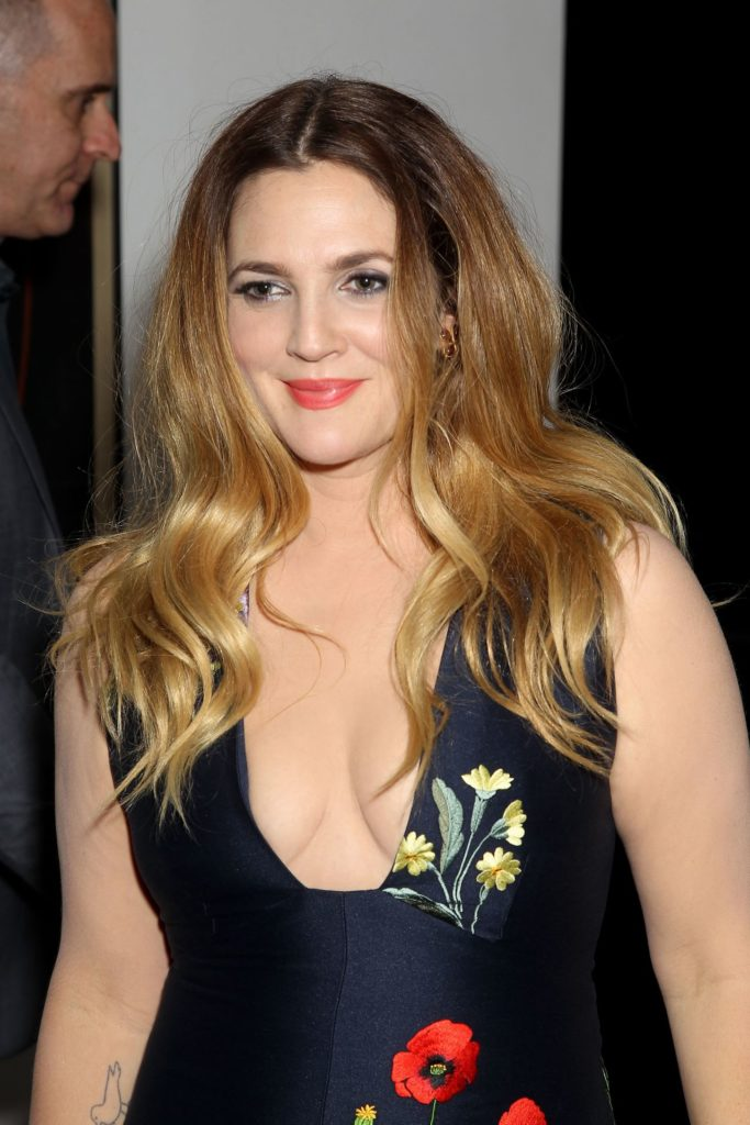 Drew Barrymore Boobs Wallpapers