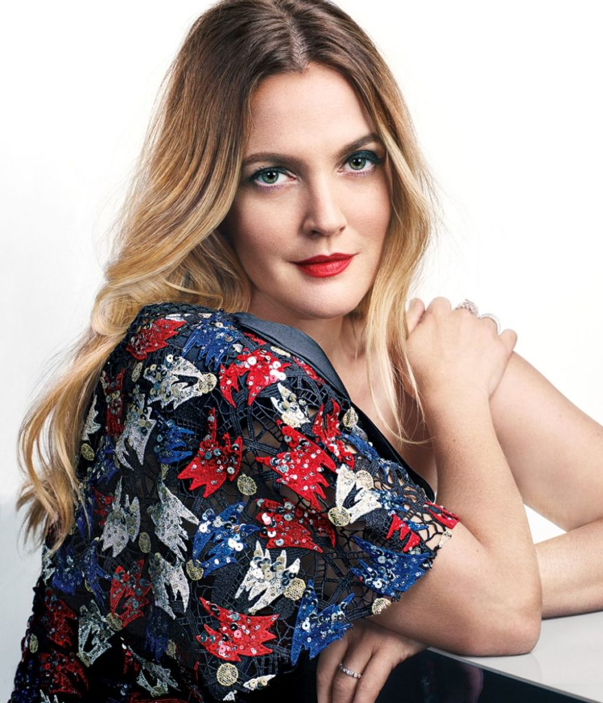 Drew Barrymore Smile Pictures