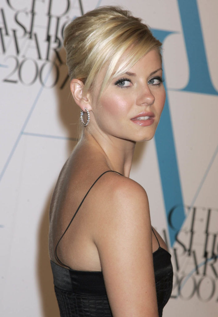 Elisha Cuthbert Backless Wallpapers