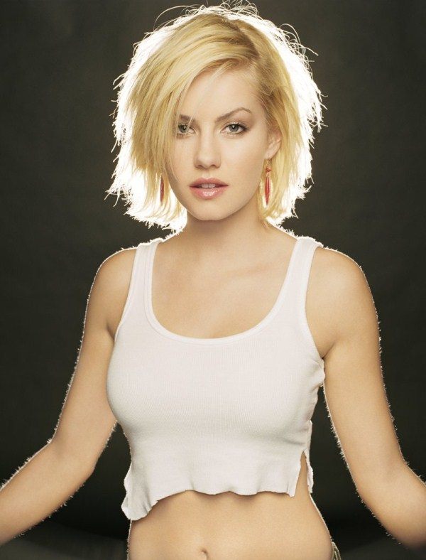 Elisha Cuthbert Navel Wallpapers