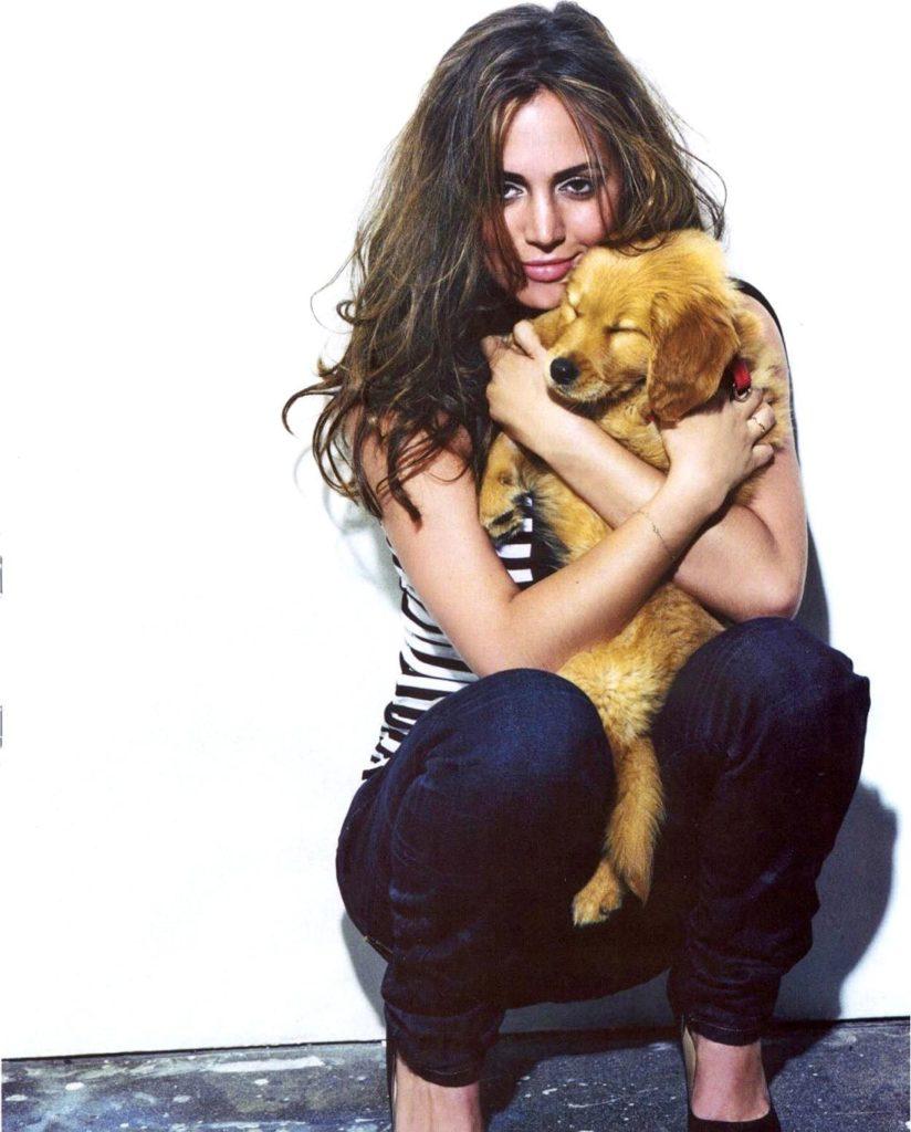 Eliza Dushku Photoshoot