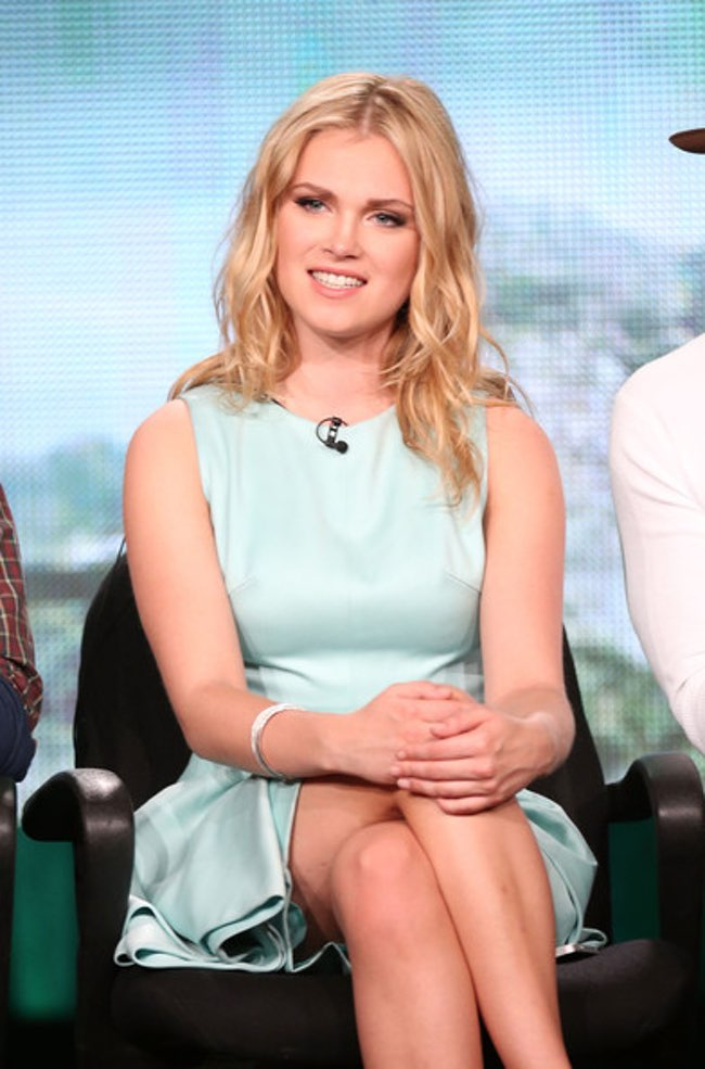 Eliza Taylor Thigh Pictures