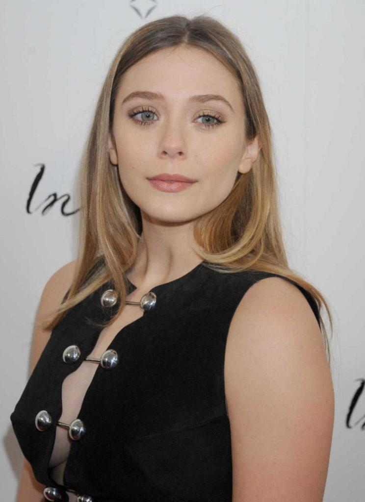 Elizabeth Olsen Short Hair Images