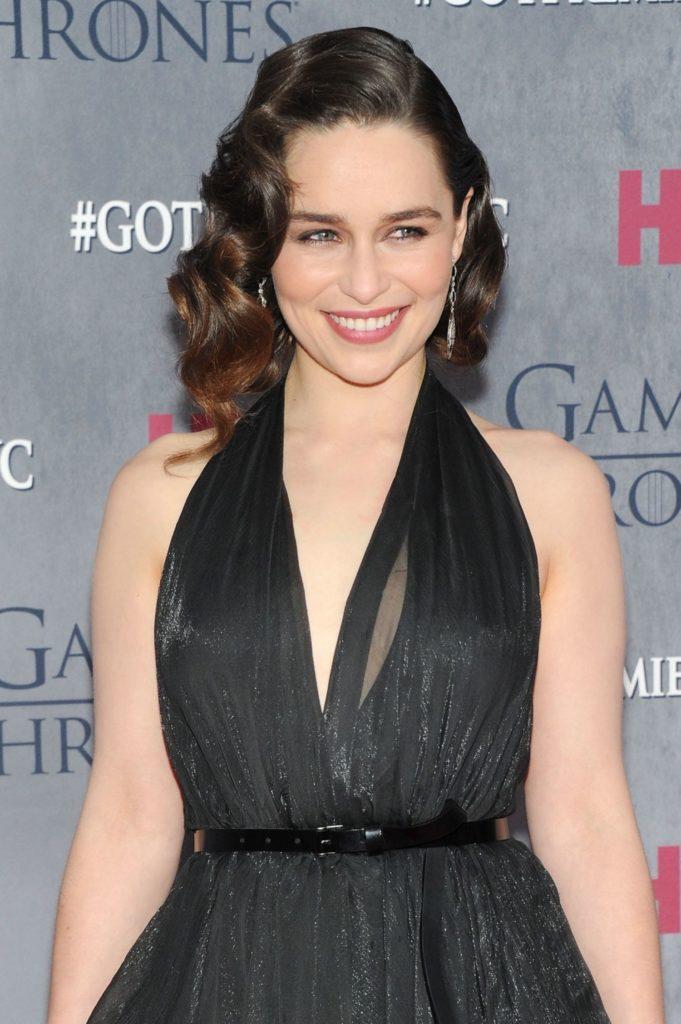 Emilia Clarke Sexy Pictures