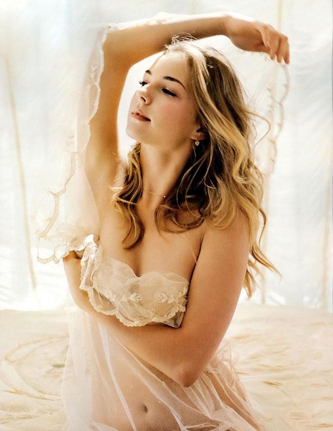 Emily VanCamp Bathing Suit Images