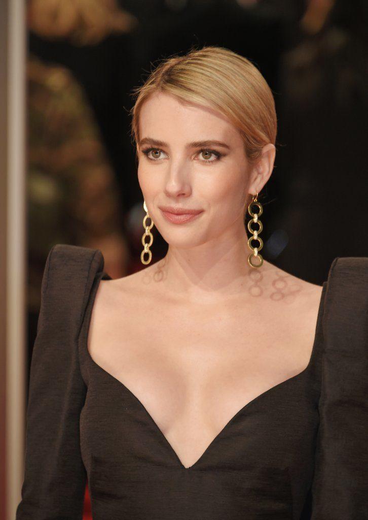 Emma Roberts Boobs Images