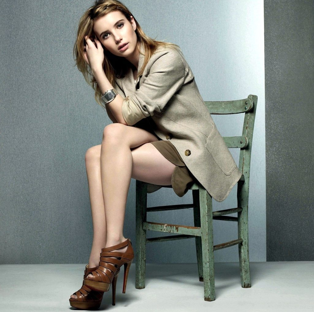 Emma Roberts Feet Pictures