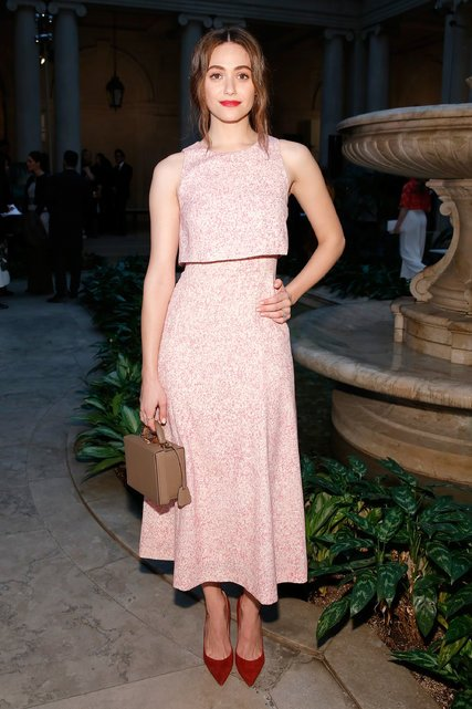 Emmy Rossum High Heals Photos