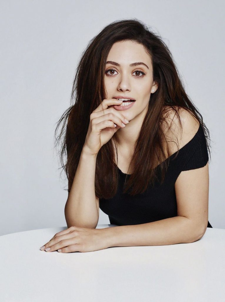 Emmy Rossum Sexy Eyes Images