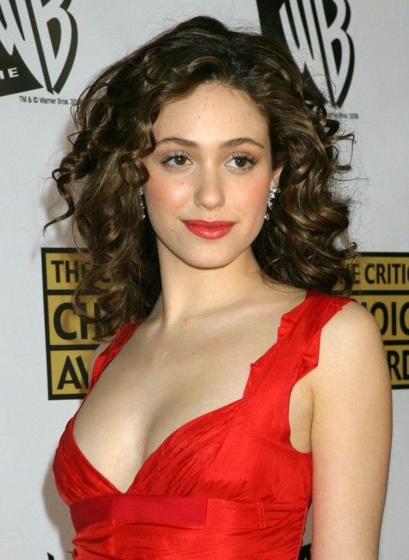 Emmy Rossum Topless Photos