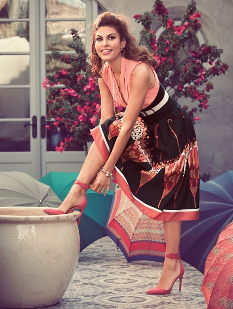 Eva Mendes Feet Images