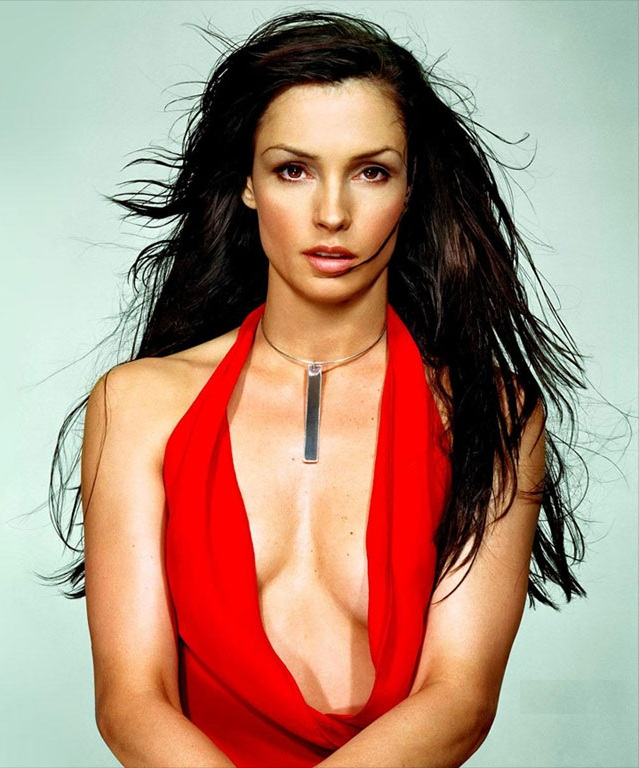 Famke Janssen Boobs Photos