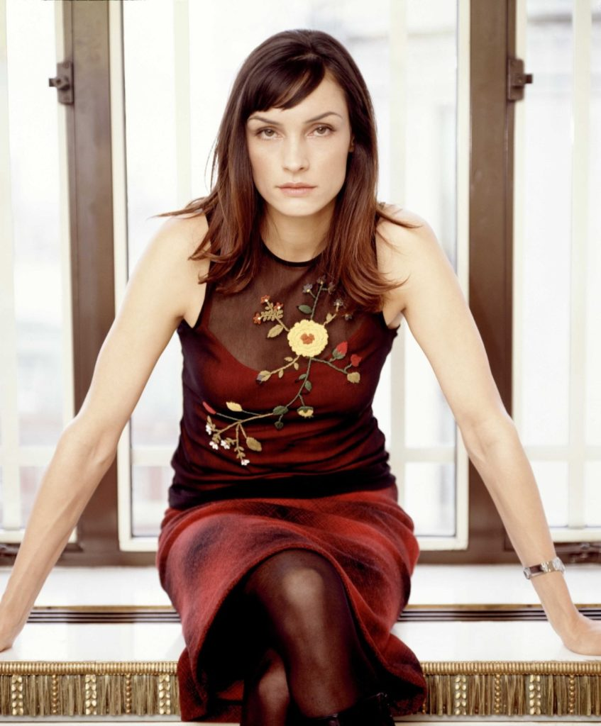 Famke Janssen Cute Images