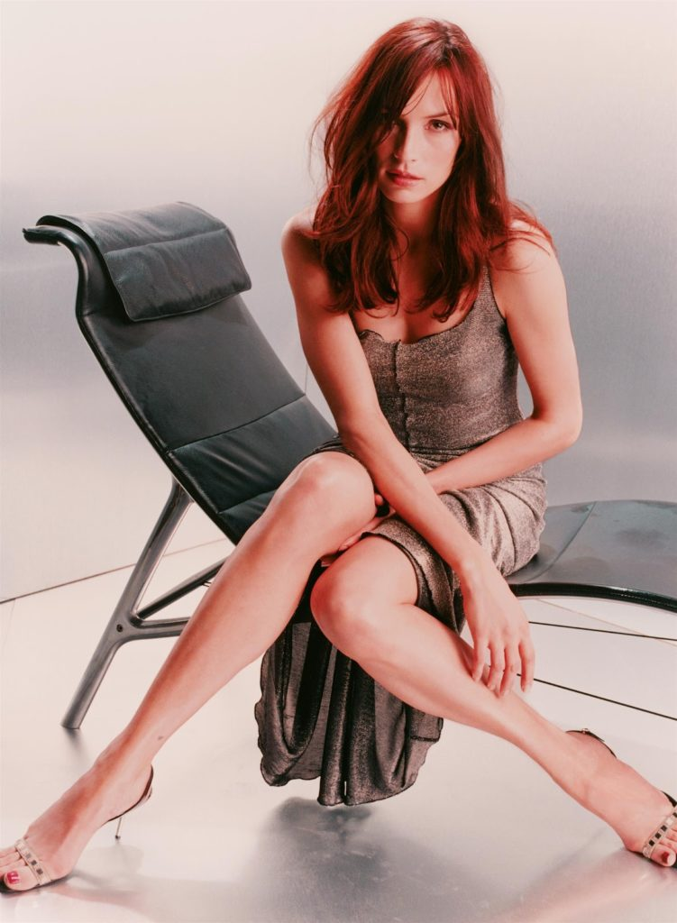 Famke Janssen Feet Pictures