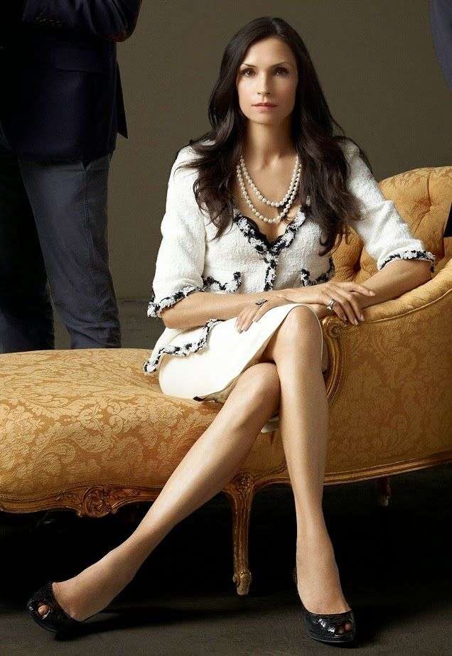 Famke Janssen Pants Images