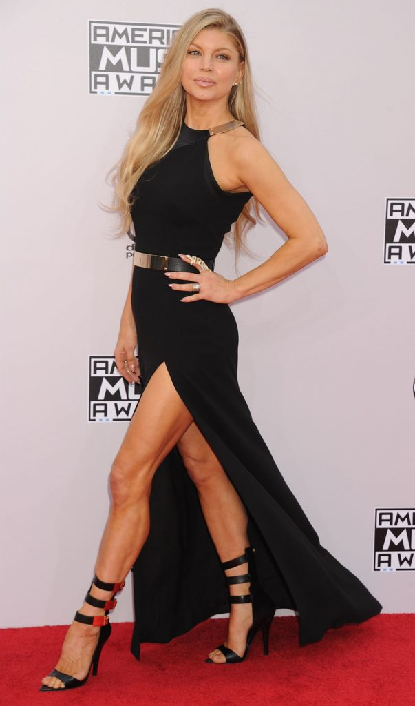 Fergie Feet Pictures