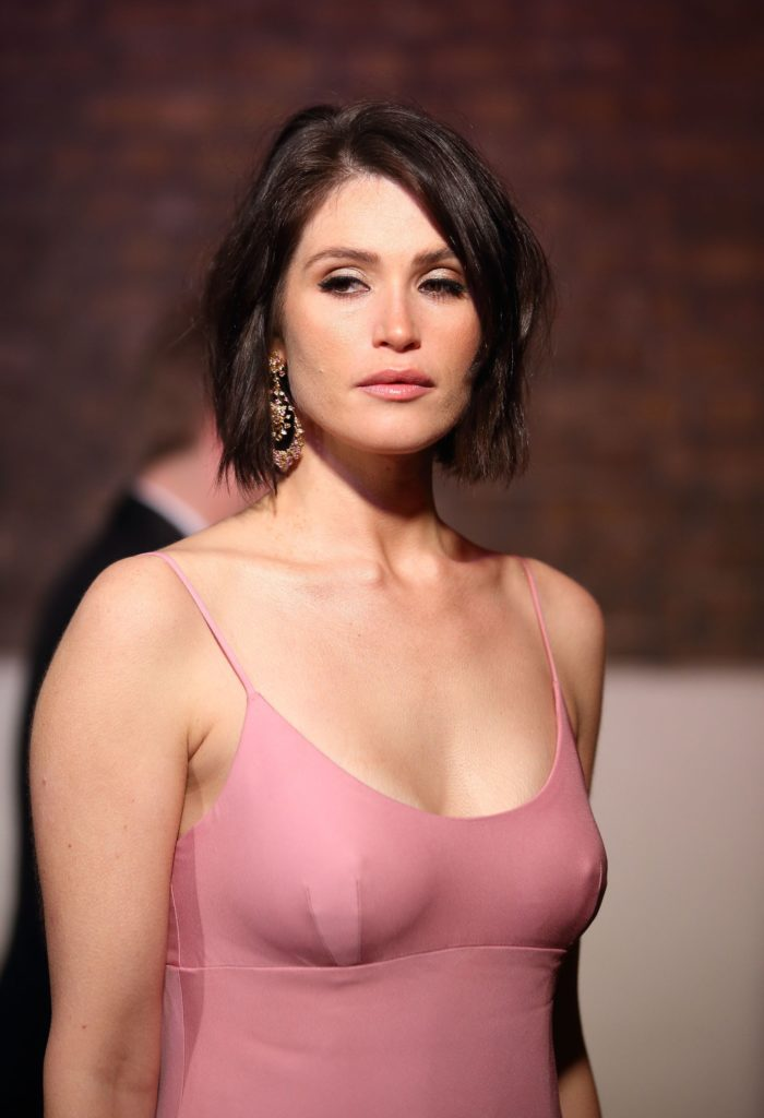 Gemma Arterton Lingerie Wallpapers