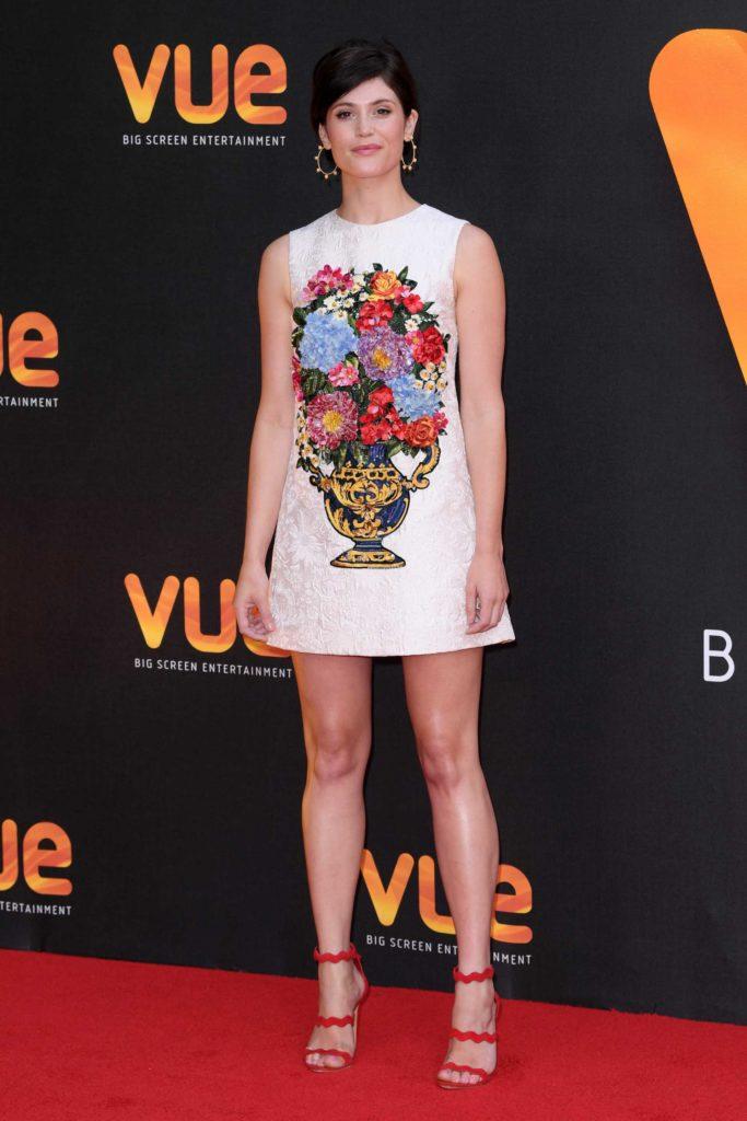 Gemma Arterton Shorts Wallpapers