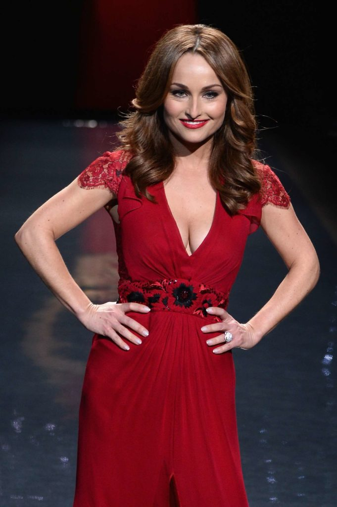 Giada De Laurentiis Boobs Pics