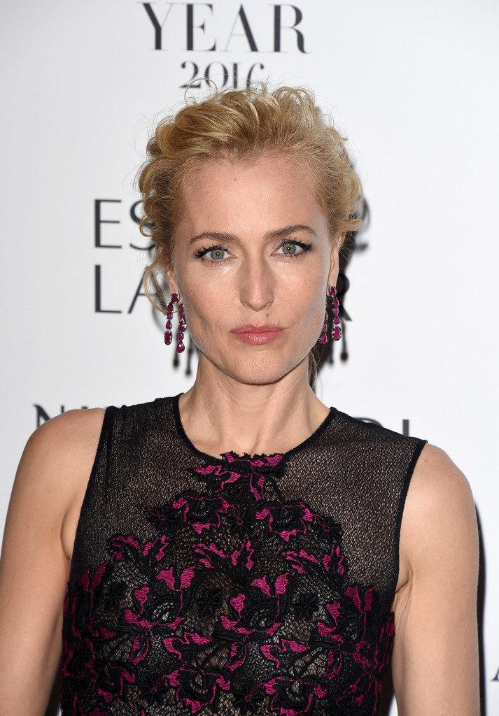 Gillian Anderson Makeup Wallpapers