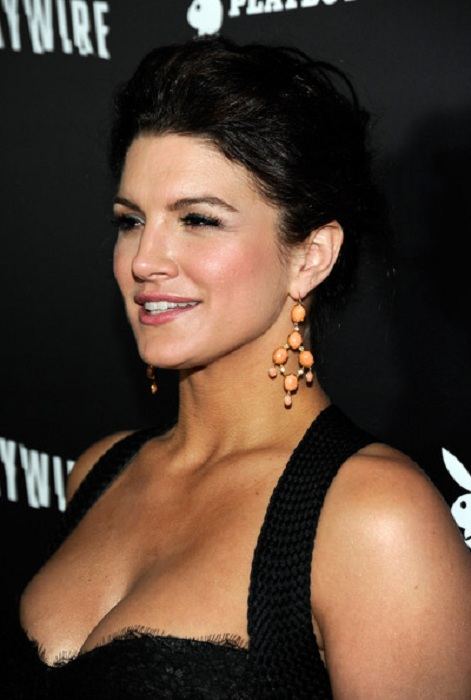 Gina Carano Boobs Images