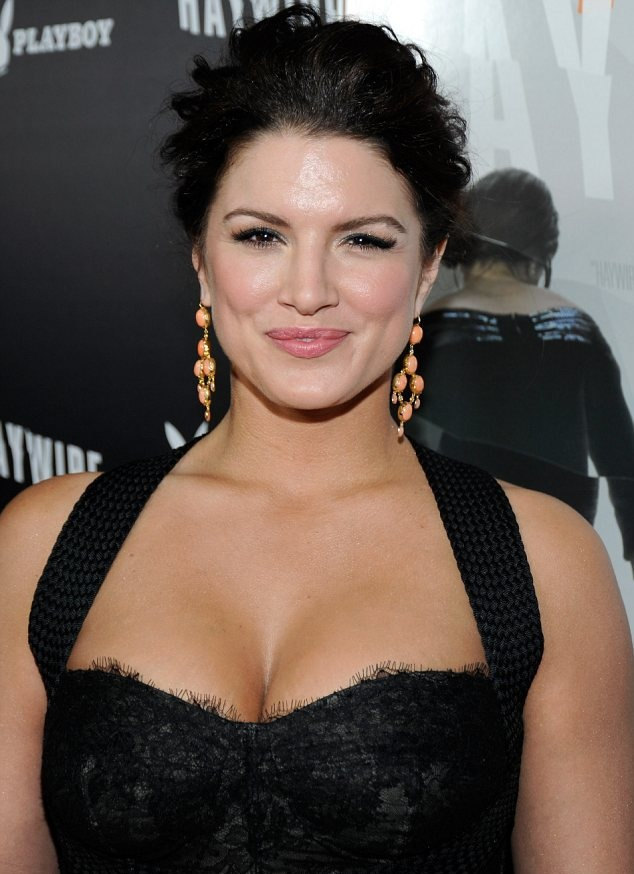 Gina Carano Boobs Photos