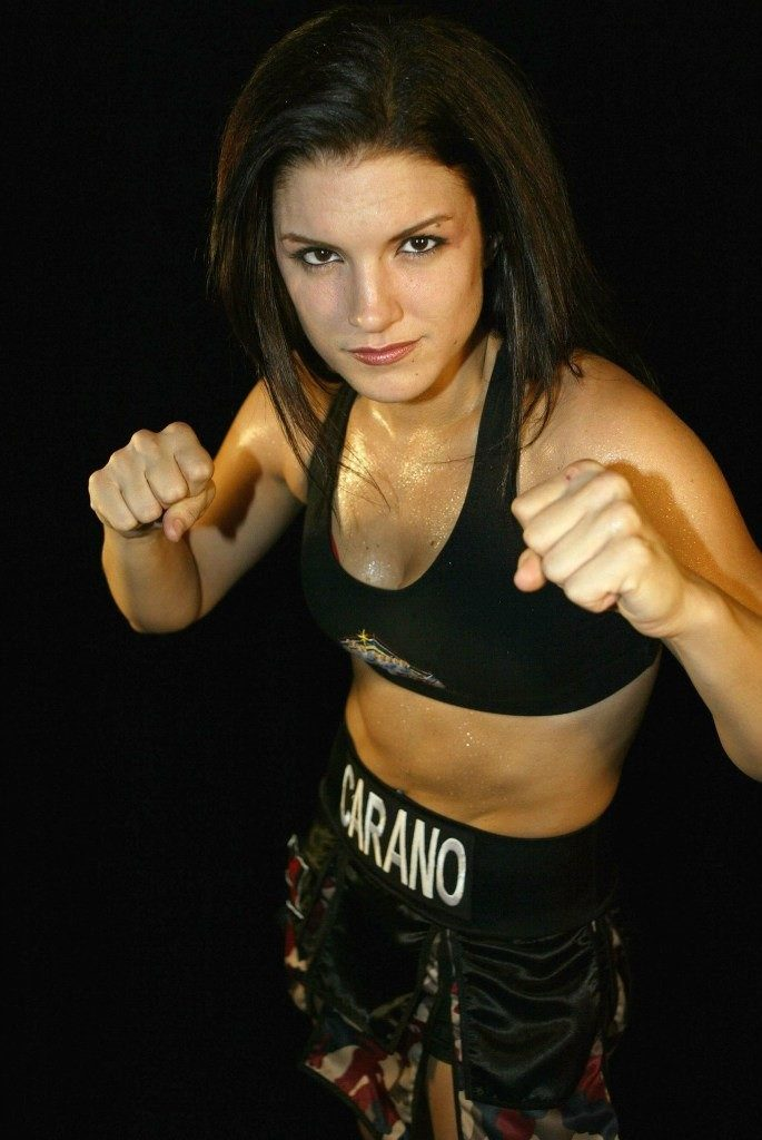 Gina Carano Bra Wallpapers