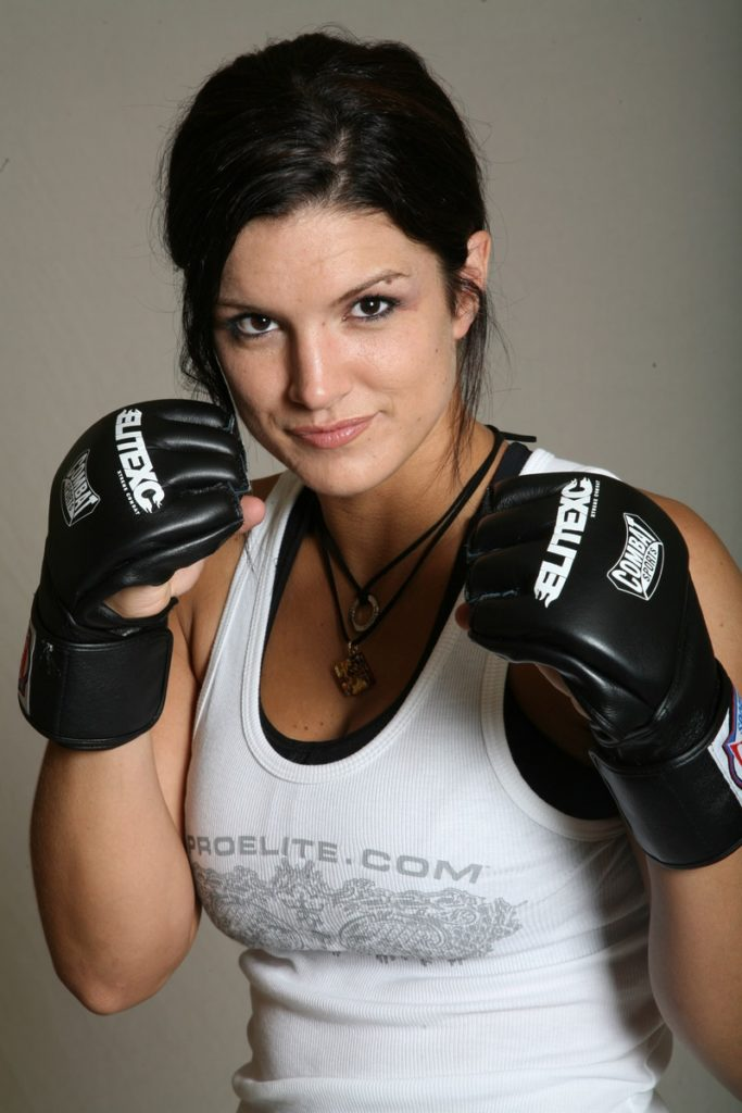 Gina Carano Hot Images