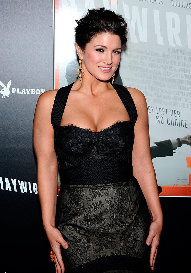 Gina Carano Leaked Images