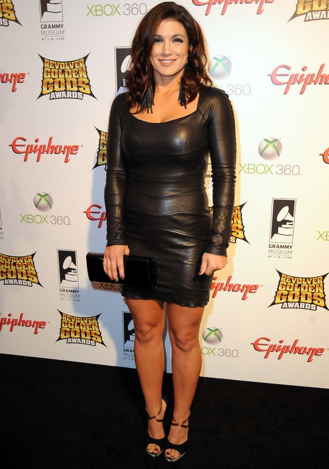 Gina Carano Legs Photos