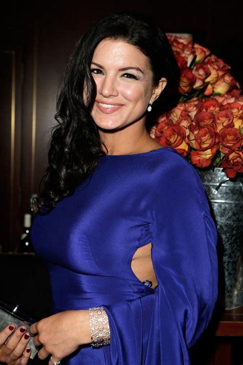 Gina Carano Lingerie Pics