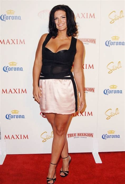 Gina Carano Shorts Pictures