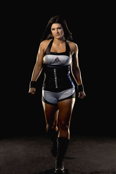 Gina Carano Thigh Photos