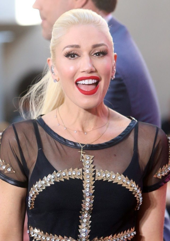 Gwen Stefani Body Images
