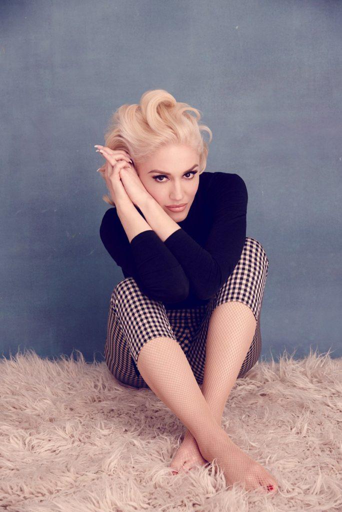 Gwen Stefani Feet Pictures