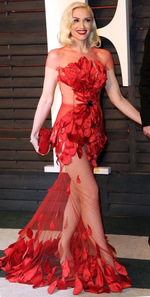Gwen Stefani Legs Images