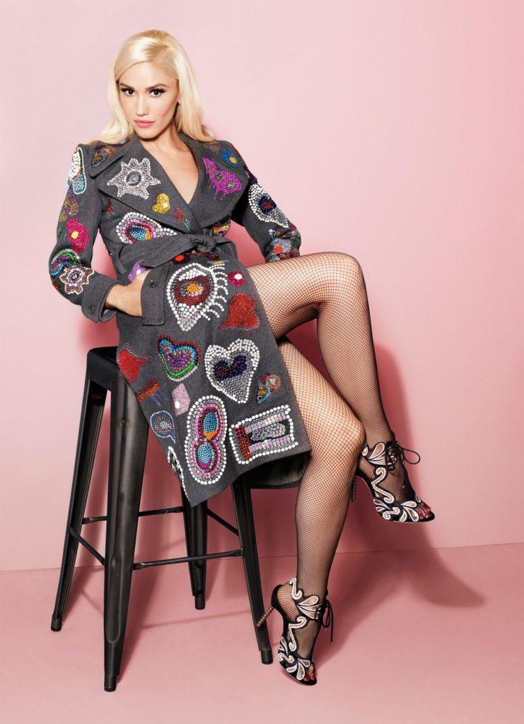 Gwen Stefani Legs Pics