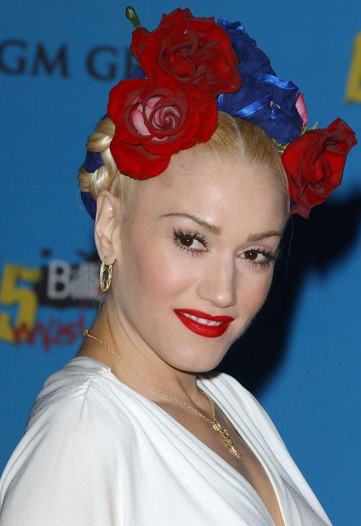 Gwen Stefani Makeup Images
