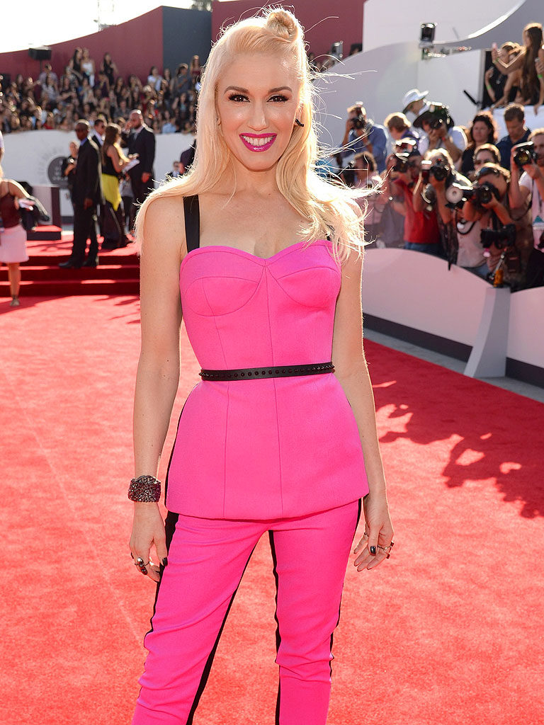 Gwen Stefani Red Carpet Images