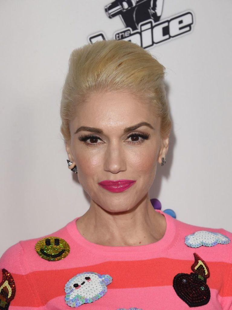 Gwen Stefani Sexy Eyes Pics
