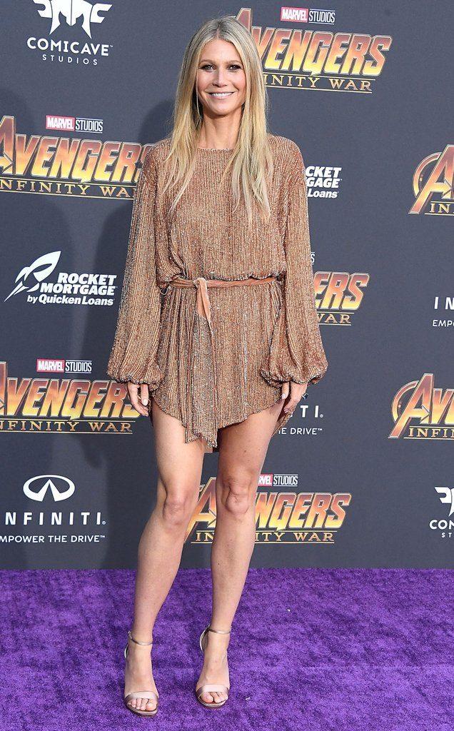 Gwyneth Paltrow Feet Images