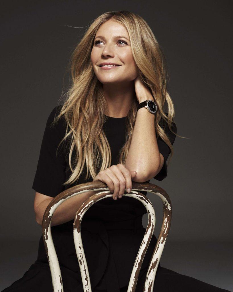 Gwyneth Paltrow Smile Pics